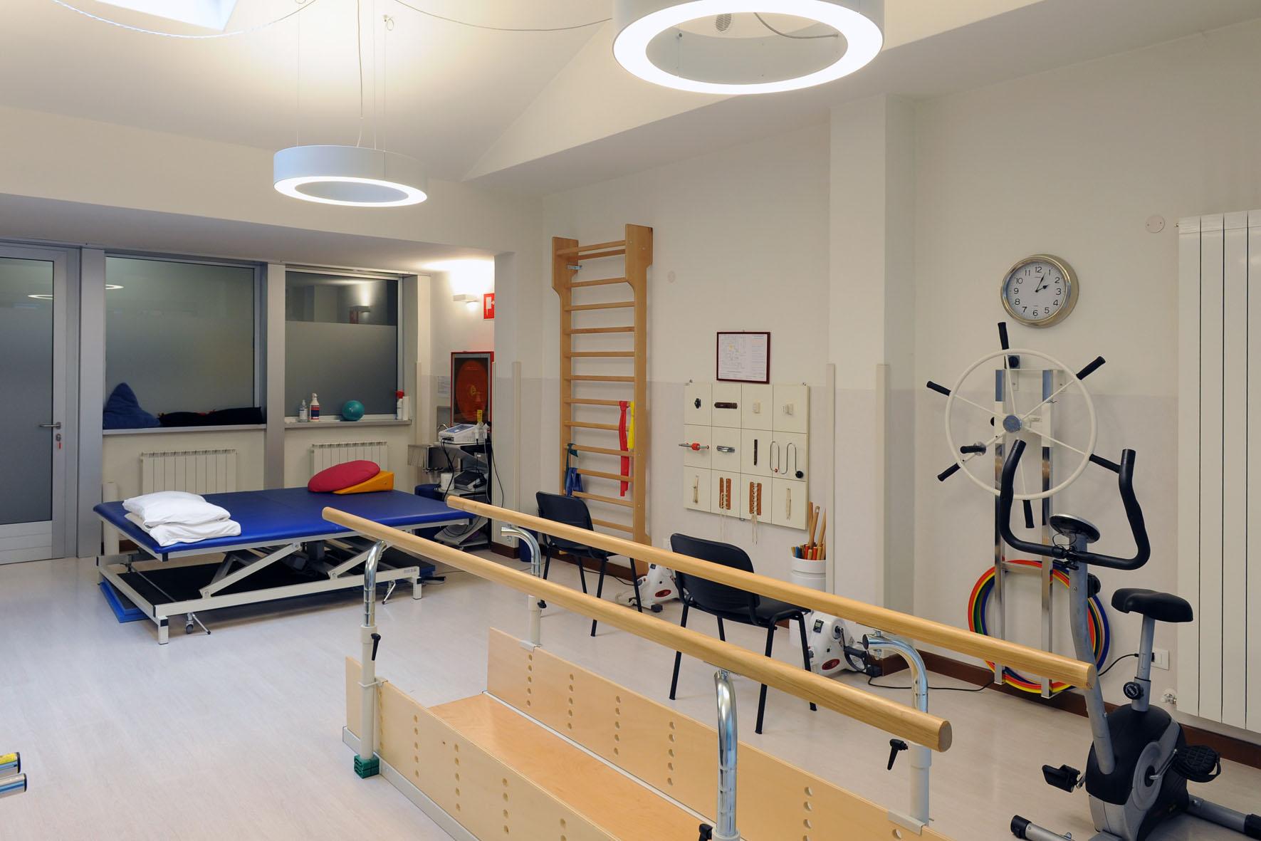 fondazione ninj Beccagutti riabilitazione per esterni